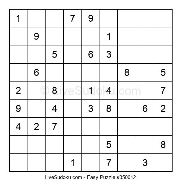 Beginners Puzzle #350612