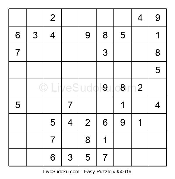 Beginners Puzzle #350619