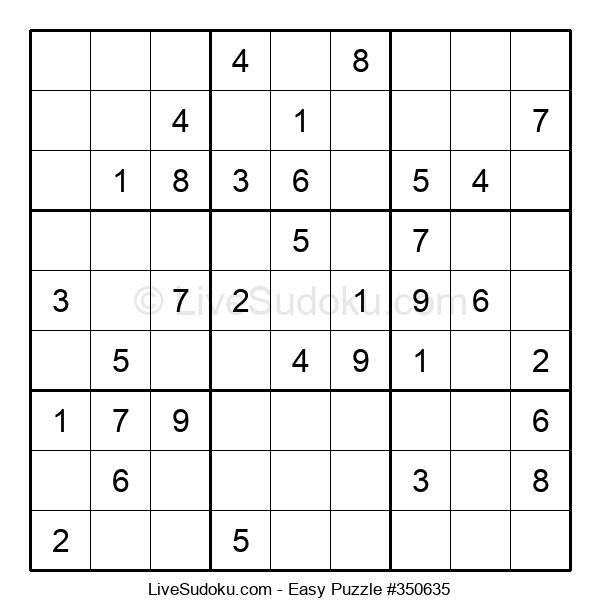 Beginners Puzzle #350635