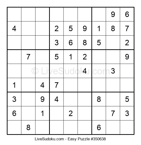 Beginners Puzzle #350638