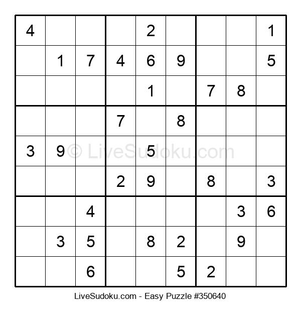 Beginners Puzzle #350640