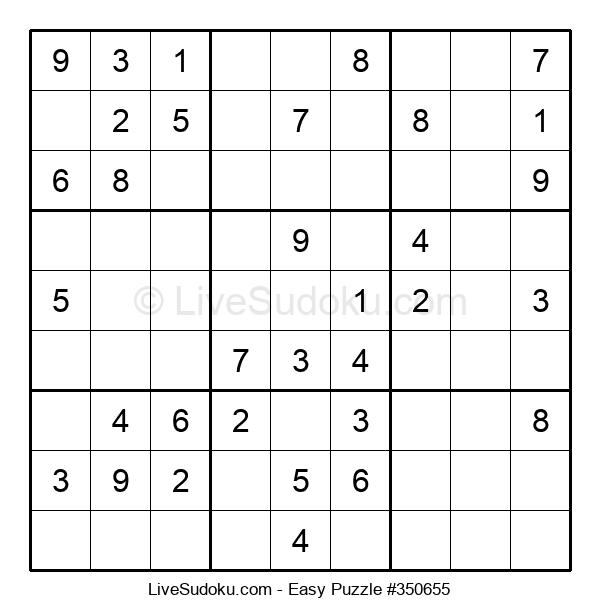 Beginners Puzzle #350655