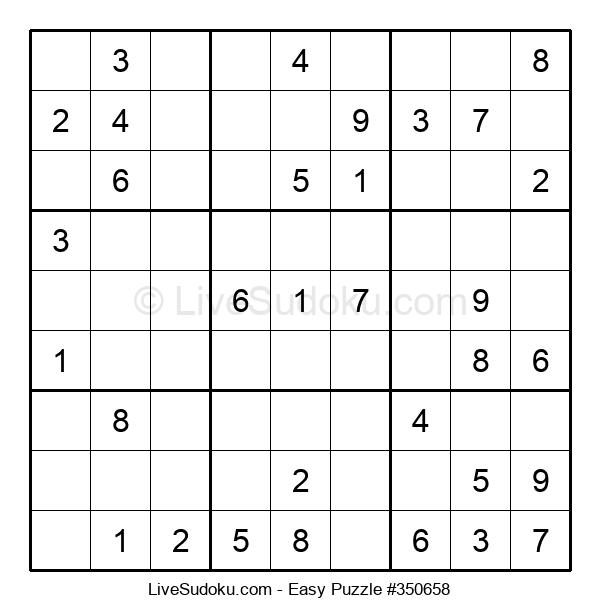 Beginners Puzzle #350658