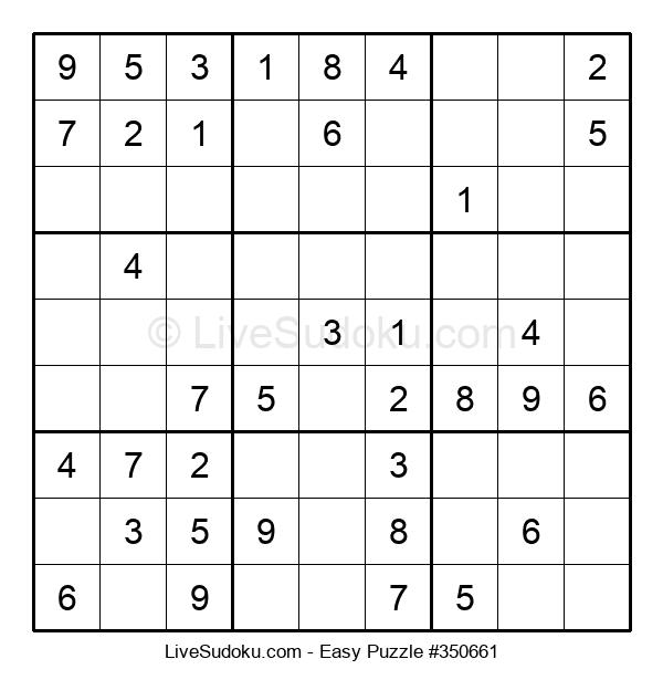 Beginners Puzzle #350661