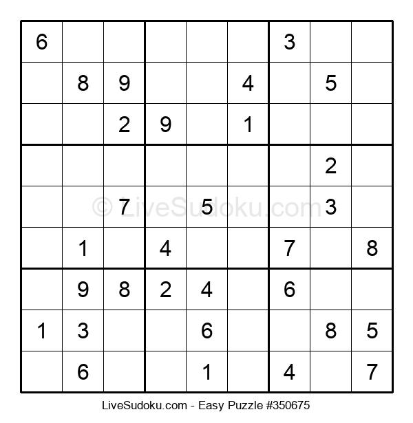 Beginners Puzzle #350675