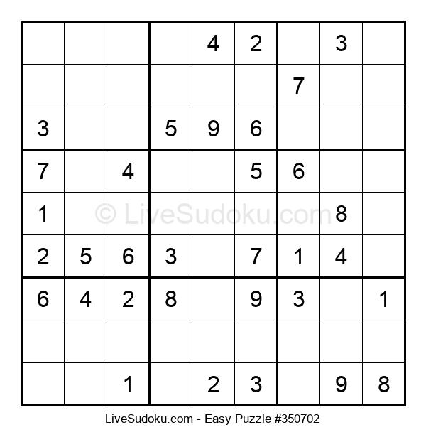 Beginners Puzzle #350702