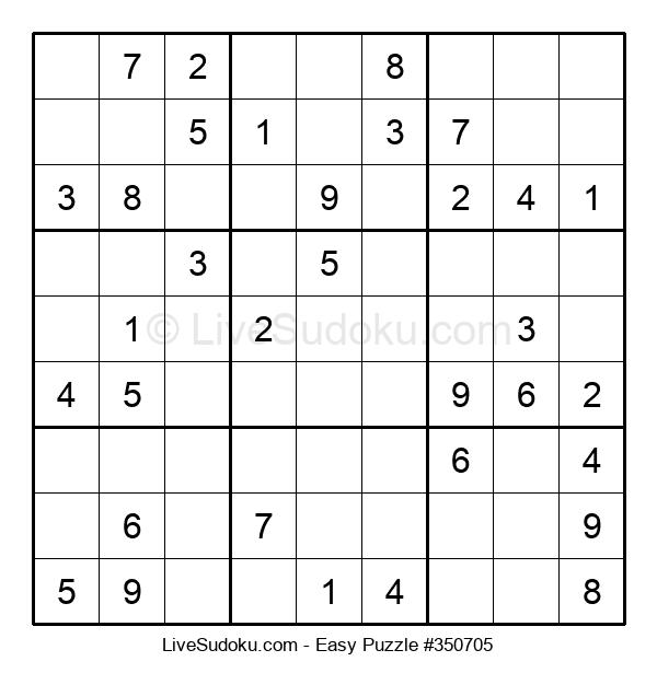 Beginners Puzzle #350705