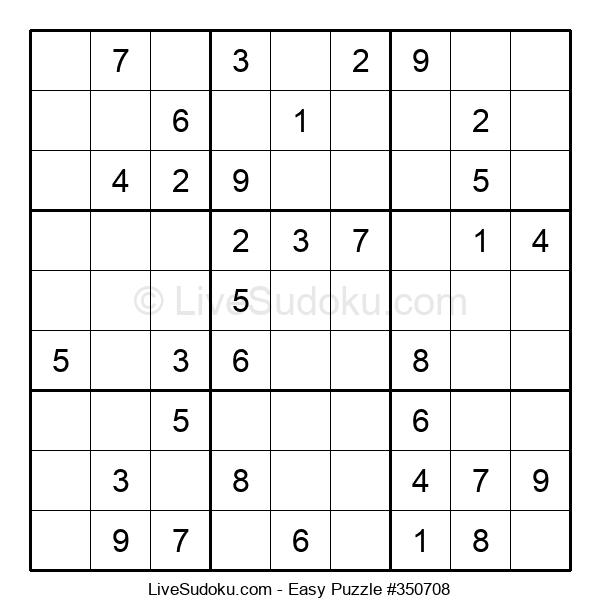 Beginners Puzzle #350708