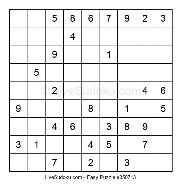 Beginners Puzzle #350713