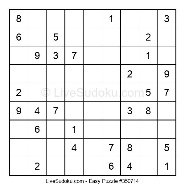 Beginners Puzzle #350714