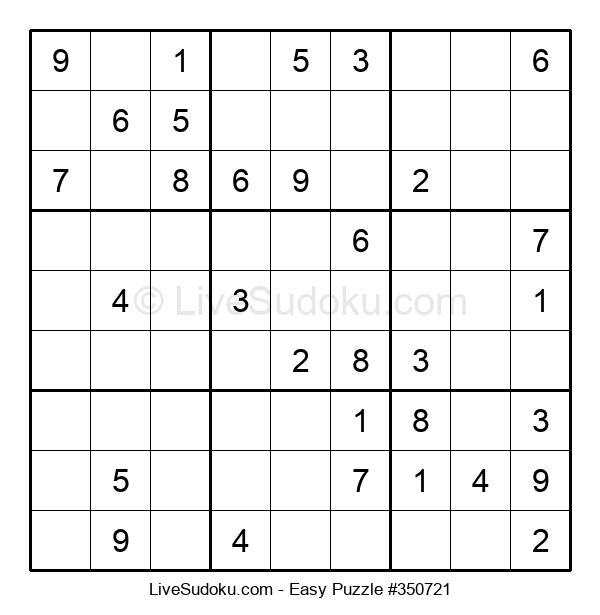Beginners Puzzle #350721