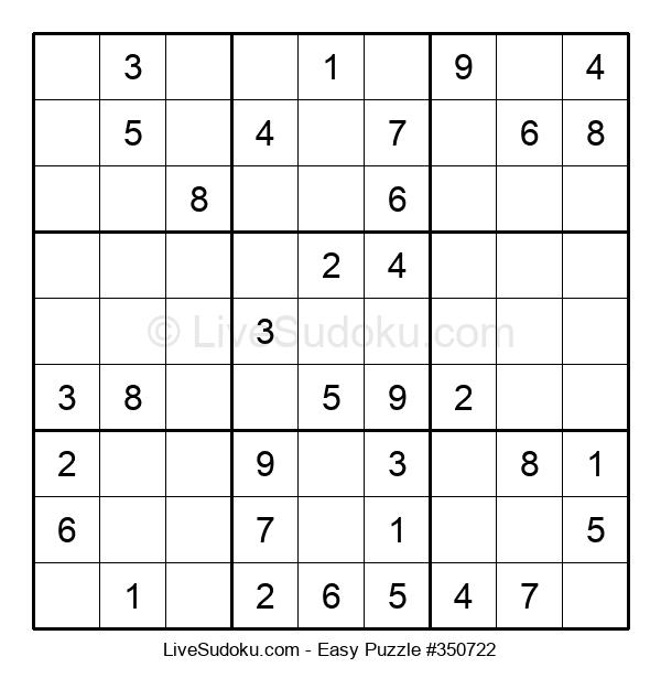 Beginners Puzzle #350722