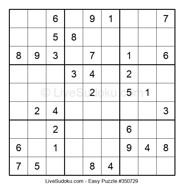 Beginners Puzzle #350729