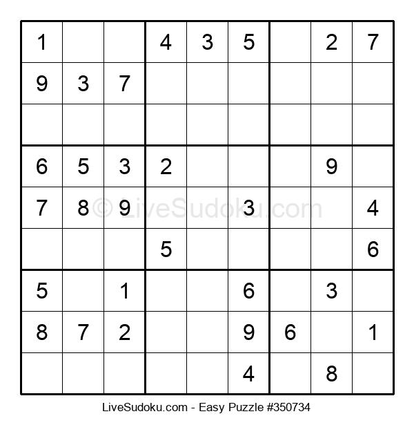Beginners Puzzle #350734