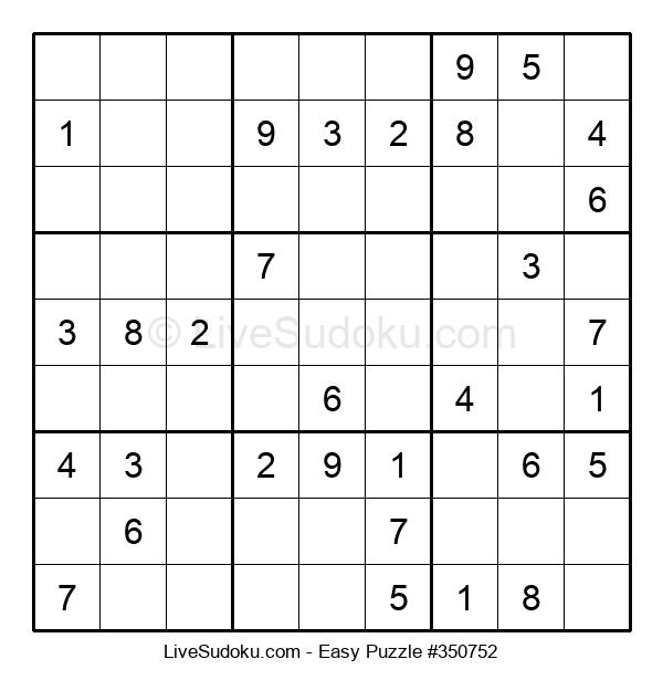 Beginners Puzzle #350752