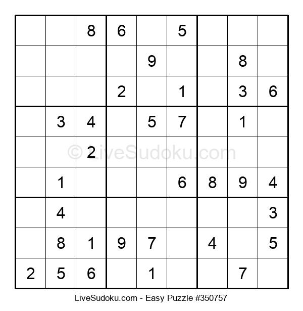 Beginners Puzzle #350757