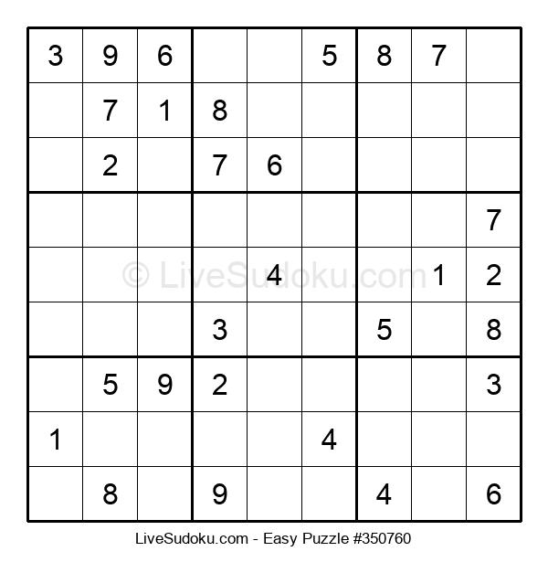 Beginners Puzzle #350760