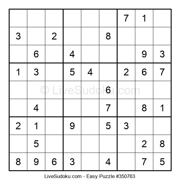 Beginners Puzzle #350763