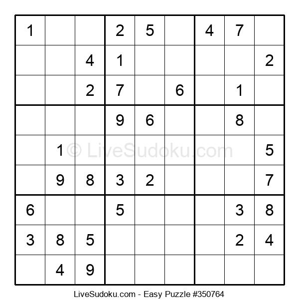 Beginners Puzzle #350764
