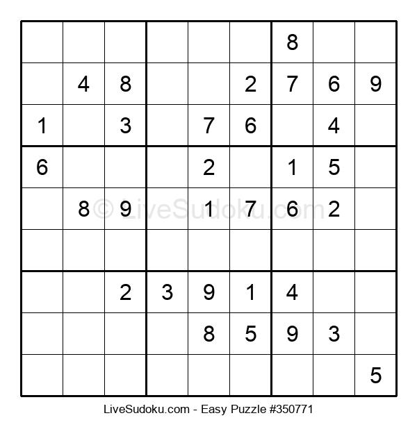 Beginners Puzzle #350771