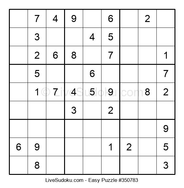 Beginners Puzzle #350783