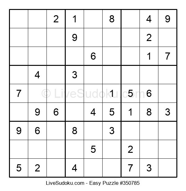 Beginners Puzzle #350785