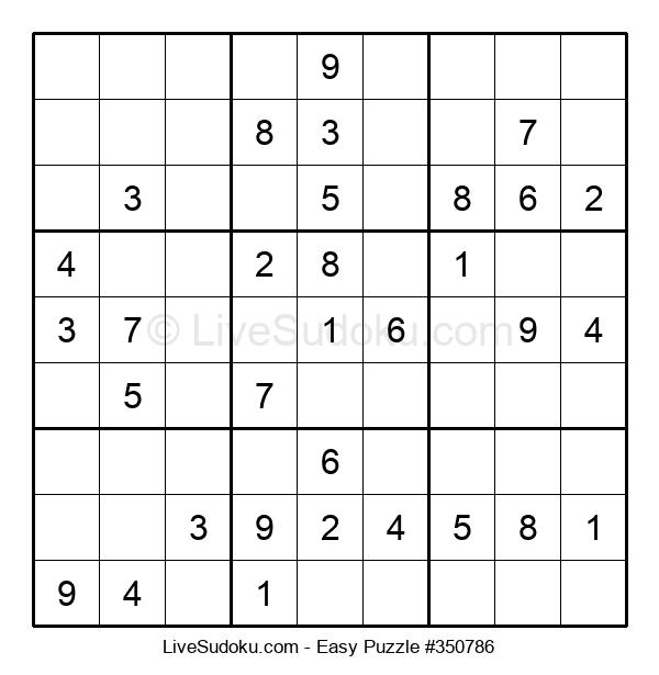 Beginners Puzzle #350786