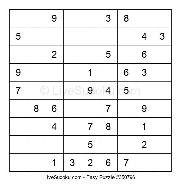 Beginners Puzzle #350796