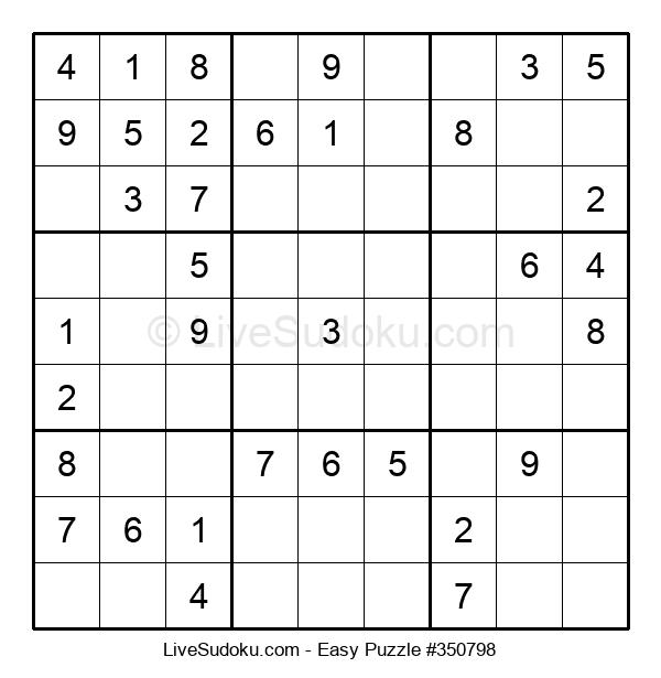 Beginners Puzzle #350798