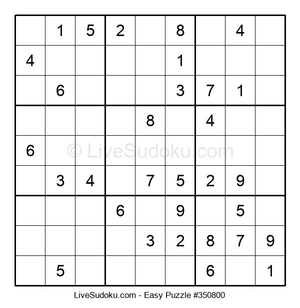 Beginners Puzzle #350800