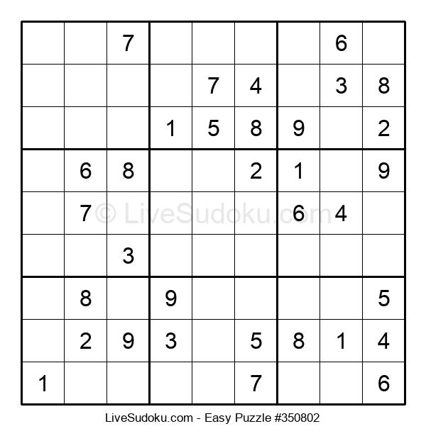 Beginners Puzzle #350802