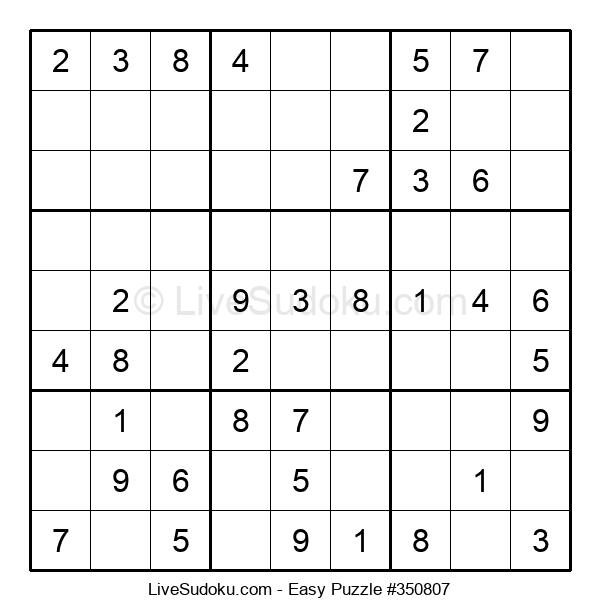 Beginners Puzzle #350807