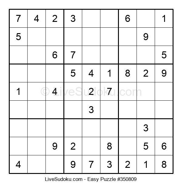 Beginners Puzzle #350809