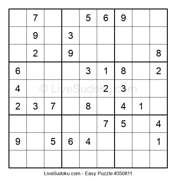 Beginners Puzzle #350811