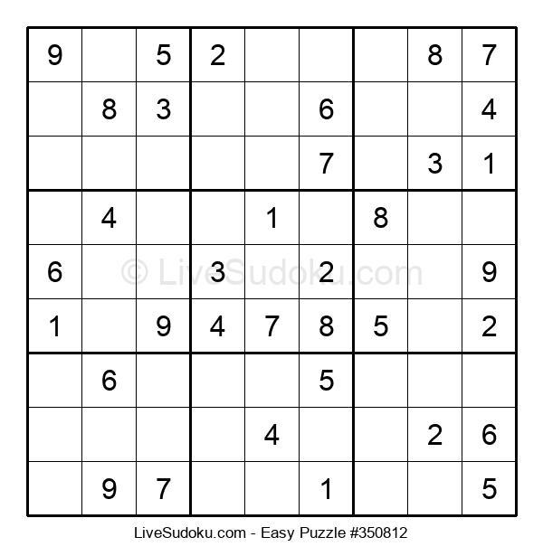 Beginners Puzzle #350812