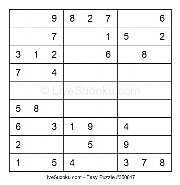 Beginners Puzzle #350817