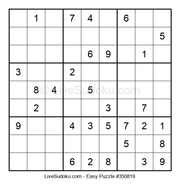 Beginners Puzzle #350819