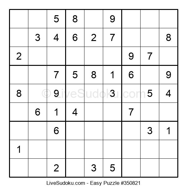 Beginners Puzzle #350821