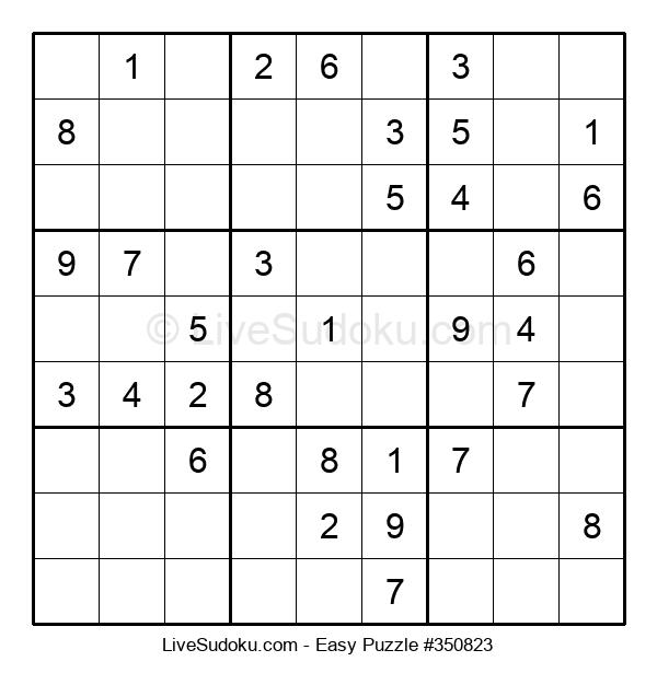 Beginners Puzzle #350823