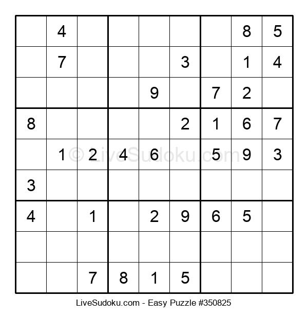 Beginners Puzzle #350825