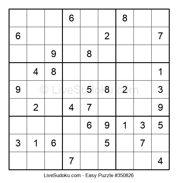 Beginners Puzzle #350826