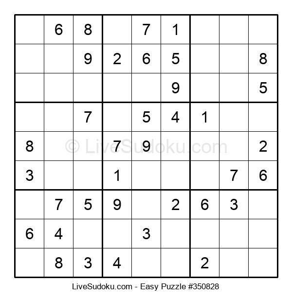 Beginners Puzzle #350828