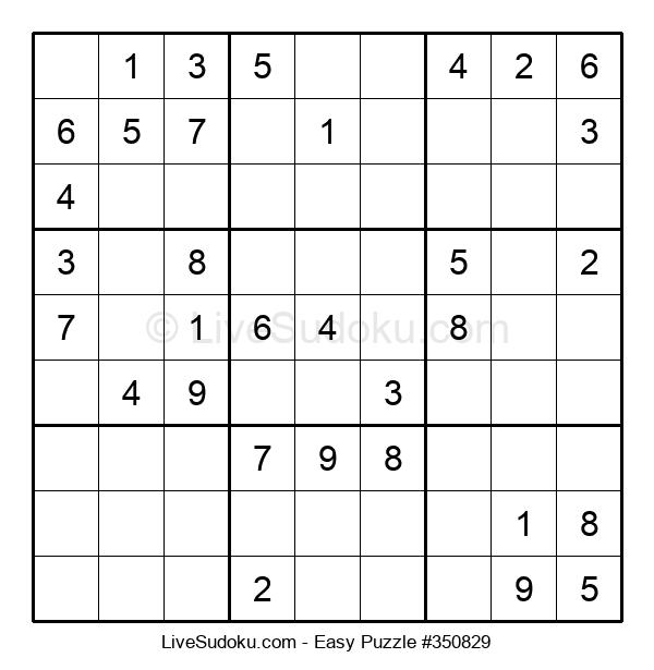 Beginners Puzzle #350829