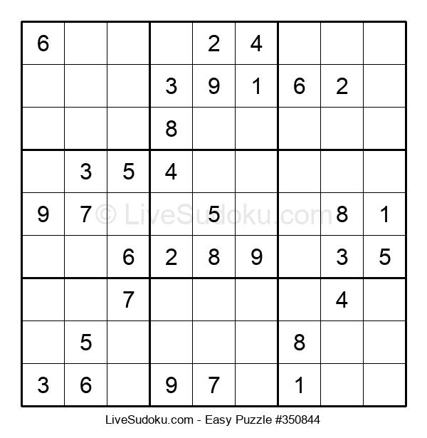 Beginners Puzzle #350844