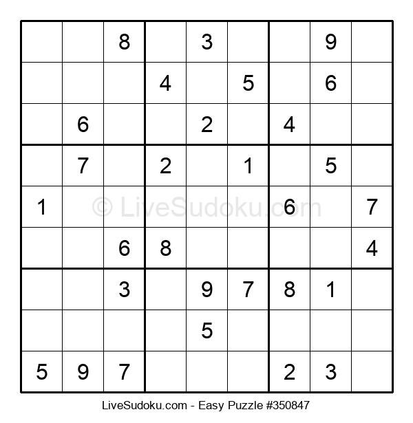 Beginners Puzzle #350847