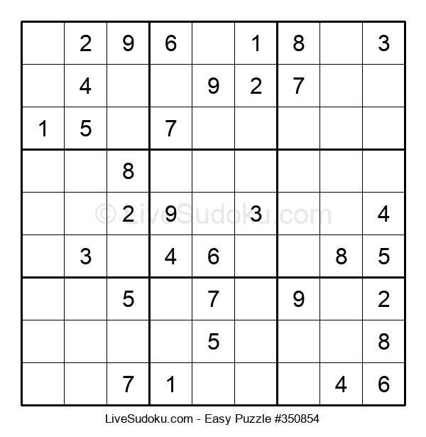 Beginners Puzzle #350854