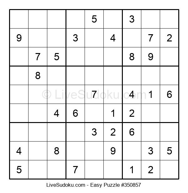 Beginners Puzzle #350857