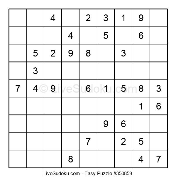 Beginners Puzzle #350859