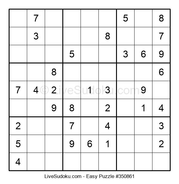 Beginners Puzzle #350861