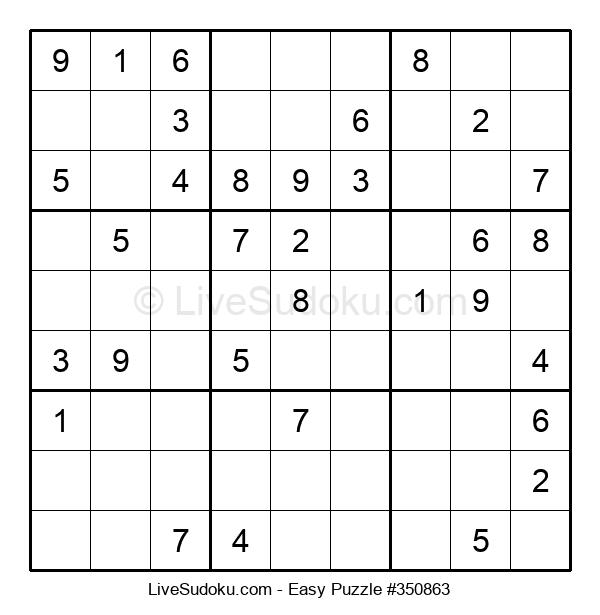 Beginners Puzzle #350863